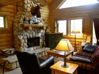 3BR Mountain Cabin - Skiers Paradise, Private, Sleeps 12, Wood Burning Fireplace - Northwest Michigan vacation rentals