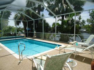 Villa Marietta - Direct access Gulf of Mexiko - Cape Coral vacation rentals