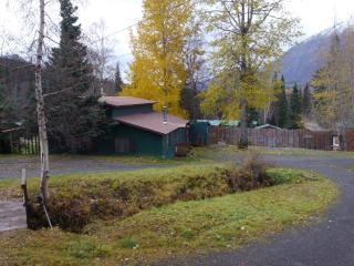 Nearest rental home to Kenai/Russian R. Confluence - Moose Pass vacation rentals