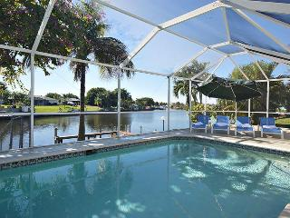 Villa Sunset Terrace, Gulf access, amazing view - Cape Coral vacation rentals