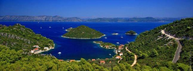 Beautiful 3 bedroom Vacation Rental in Mljet - Mljet vacation rentals