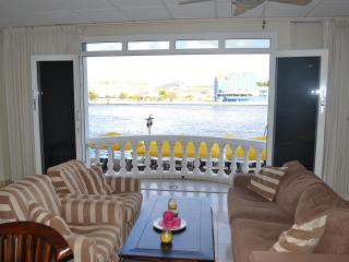 Waterfront City Apartment in Central Willemstad - Willemstad vacation rentals