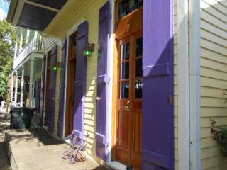 Steps to the French Quarter.  Stay in renovated history. - New Orleans vacation rentals