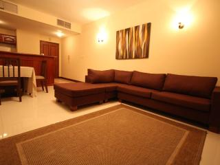 Fully furnished 2 BR Crescat Apartments for Rent - Colombo vacation rentals