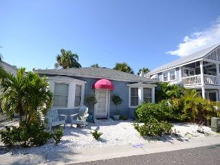 Shore Winds Cottage steps from the Gulf! Month of March 2015 Now Available!!! - Saint Petersburg vacation rentals