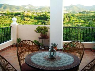 Spacious and bright apartment in spanish villa with panoramic views - El Chorro vacation rentals