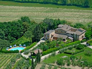 2 bedroom Villa with Internet Access in San Gimignano - San Gimignano vacation rentals