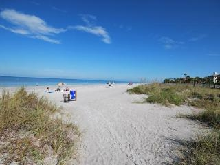 Beach Front Penthouse Corner Unit w. Private Eleva - Indian Rocks Beach vacation rentals