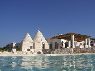 Beautiful villa, amazing pool and views, Puglia - Ostuni vacation rentals