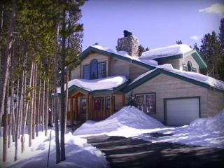 Ski-in from the slopes right into this 5BR chalet - Breckenridge vacation rentals