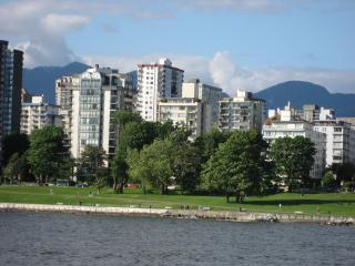Choice West End Condo with View of English Bay - Vancouver Coast vacation rentals
