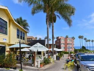 Cody House-condo in heart of Village w/ocean views - La Jolla vacation rentals
