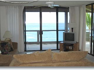 Surf & Racquet 1201 2/2 oceanfront NO BOOKING FEE - Kailua-Kona vacation rentals