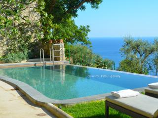Jewel of Positano, Pool, Amazing newly restored - - Positano vacation rentals