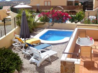 Villa Marissa is a luxury 2 bed Villa with Pool - Huercal-Overa vacation rentals