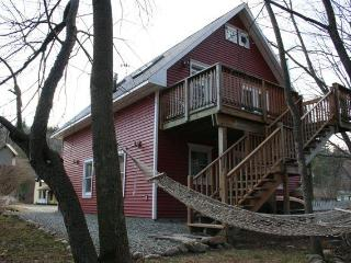 Bright Condo with Deck and Internet Access - Keene vacation rentals