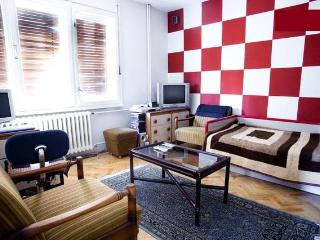 Cozy 3 bedroom Skopje Apartment with Internet Access - Skopje vacation rentals