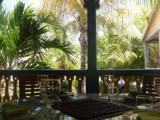 Salt Paradise - mezzanine - 30 meters of the beach - Orient Bay vacation rentals
