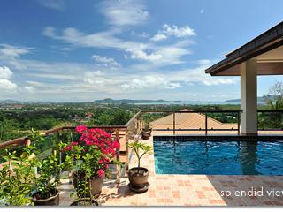 5 BDR Luxury seaview pool villa near Big Buddha V3 - Chalong Bay vacation rentals