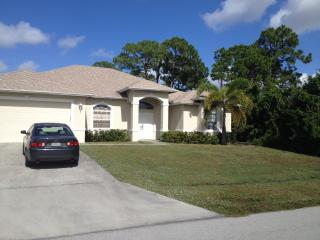 Spacious 3/2 House Smoke Free/ Pet Free - Port Saint Lucie vacation rentals