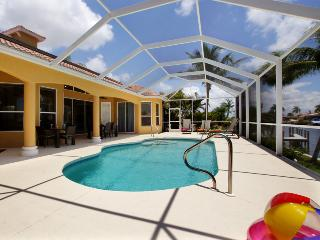 Villa Sentio -  incredible Gulf access pool Villa - Cape Coral vacation rentals