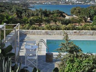 Sea front Villa with 4 br and private pool - Naoussa vacation rentals