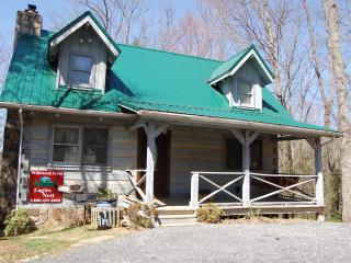 "Secluded ""EAGLES NEST"" near Gatlinburg - Cosby vacation rentals"
