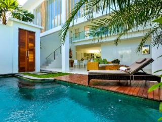 Central Seminyak Villa, 3 bedroom Modern Tropical Style with pool - Seminyak vacation rentals