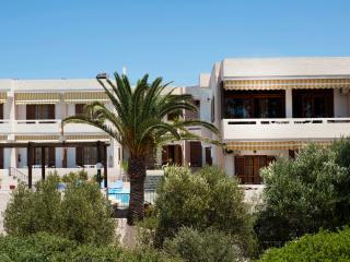 Villa Alexander Apartment w pool close to beach - Platanias vacation rentals