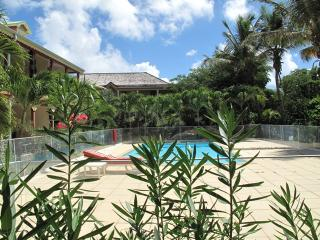 LATANIERS 12...affordable condo in the heart of Orient Village, St Martin - Orient Bay vacation rentals