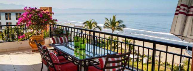 Ocean View - Luxury Beachfront Condo Playa Royal 5 Star Sleeps 6 - Puerto Angel - rentals