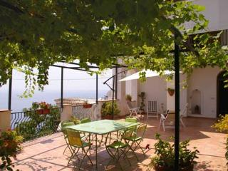 Casa san Luca In Praiano panoramic end spacious ho - Praiano vacation rentals