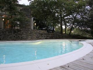 Villa with swimming pool in South Ardèche - France - Les Assions vacation rentals