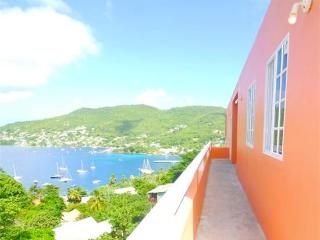 Grant's View Upper/ sleeps 2 - Bequia - Bequia vacation rentals