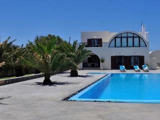 Santorini Beach Villa - Santorini vacation rentals
