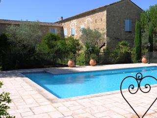 The Saint Albergaty Monastery, Luxurious, Pet-Friendly 6 Bedroom Villa - Althen-des-Paluds vacation rentals
