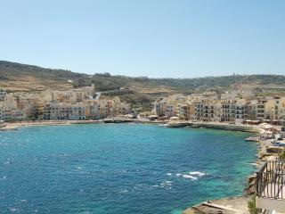Gozo Holiday Rentals Apt Spectacular Views,Air-Con - Kercem vacation rentals