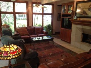 Central, Creekside Luxury - Your F1 HomeBase - Austin vacation rentals