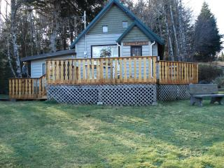 Chateau lawnhill Cottage - Queen Charlotte Islands vacation rentals