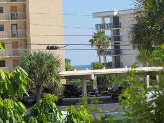 Spacious 1 Bedroom Condo Across from the Beach! - Cape Canaveral vacation rentals
