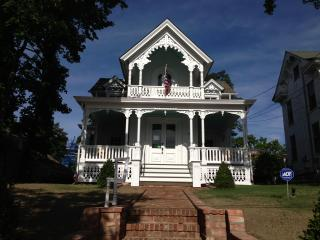 Main Street Historic Gingerbread House Full floor - Sag Harbor vacation rentals