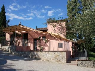 Il Sole apartment - VILLA ROSA - Perugia country - Magione vacation rentals