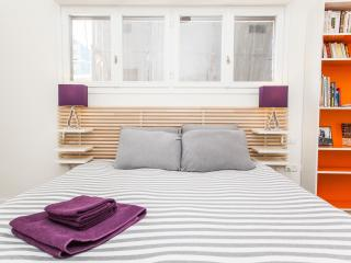 2 Bedroom Luxury Apt With Balconies & High Ceiling - Tel Aviv vacation rentals