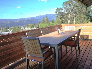 AdamsView -  Gorge/Mt Views, InTown, Garage, Quiet - Hood River vacation rentals