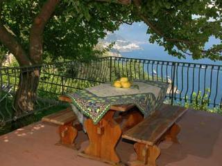 Amalfi51 house in Conca dei Marini with sea view - Conca dei Marini vacation rentals