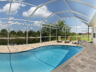 Villa Alegra Beauty on a freshwater canal - Cape Coral vacation rentals