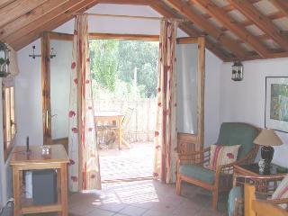 El Chozo - terrace, heating,, WiFi, pool, garden - Costa de la Luz vacation rentals