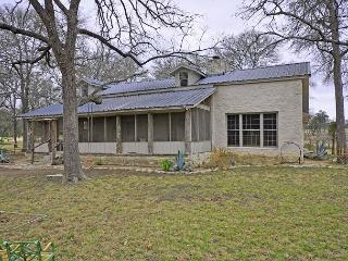 5BR/3BA Dripping Springs Ranch 300 Acres Barton Creek - Dripping Springs vacation rentals