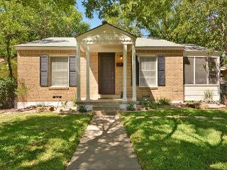 Sunny & Spirited Rosedale Home with Yard and Sunroom – Near 6th Street - Austin vacation rentals