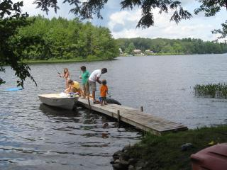 Lake Warren-Alstead-Walpole-Keene- Lake Cottage Rental - Harrisville vacation rentals
